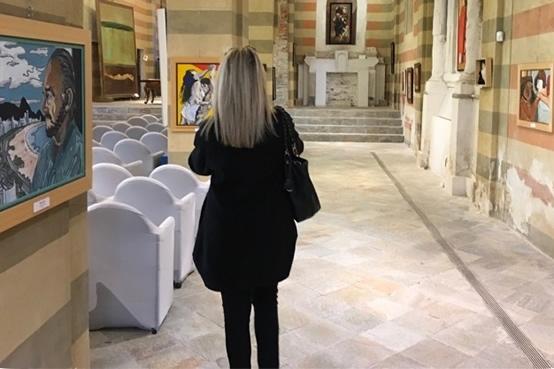 In mostra alla Fondazione Pavese cinque artisti di Bosia.
