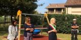 Parco giochi inlcusivo a Santo Stefano Belbo.