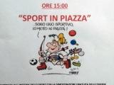"""A Mango è """"Sport in Piazza""""."""
