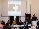 """Una foto sul convegno """"La violenza sulle donne: diamo voce al silenzio"""""""